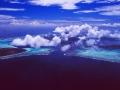 Airshot from Bora Bora Island | Luftbild Bora Bora