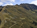 Austria: Avalanche-protection at Hochfirst in Montafon-Valley, Vorarlberg