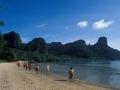 Herrliche Buchten auf der Inselwelt Krabi Island in Thailand. Wonderfull bays and beaches on Krabi Island in Thailand