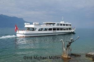 Cruise, Schifffahrt, Lake Geneva, Genfersee,