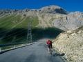 Biketour über den Albula-Pass