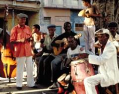 Kuba: Buena Social Vista Club Band. Bildreferenz: CU__HavannaMusiker08