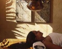 """Ayurveda-Behandlung im """"weltbesten SPA 2002"""" im Oberoi Hotel Mauritius. World best spa 2002"""