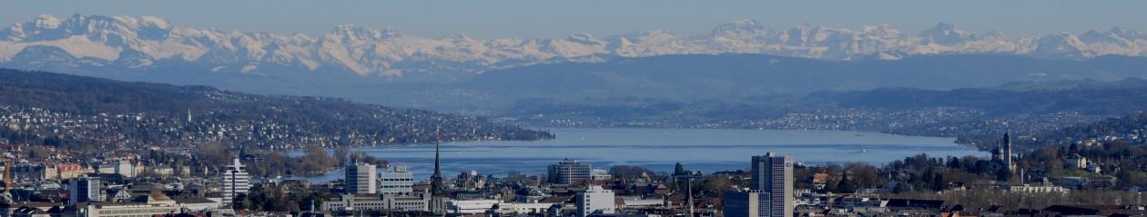 Headerbild Panorama Zürich City. © GMC Photopress, Gerd Müller, gmc1@gmx.ch
