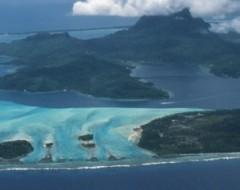 Bora Bora Airshot