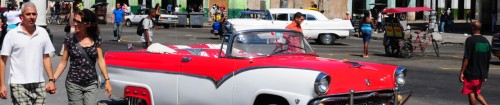 Headerbild Oldtimer in Havanna, Kuba