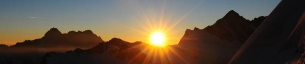 Headerbild Moenchshuette Sunrise.