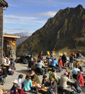 Berghütte, Hochfirst, Schruns, Montafon | Mountain restaurant Hochfirst Montafon;