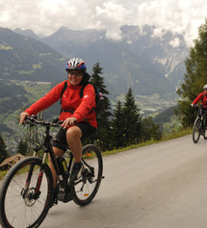 E-Bike-Touren im Montafon, Vorarlberg, Austria