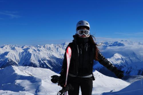 Wintersportregion, Skigebiet Davos, Parsenn, Weisfluhjoch | Swiss Alps, Wintersport Davos City