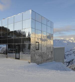 Der Spa der Kristallhütte im Hochzillertal