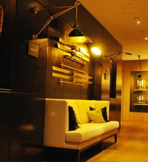 Interior Design Hotel Löwen Schruns