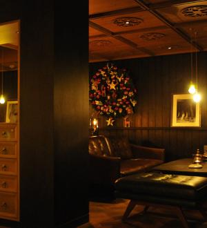 Smokers Lounge Hotel Löwen Schruns