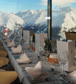 Adler Lounge, Berg-Gastronomie, Grossglockner, Kals-Matrei, Tirol | Adler Lounge, Gourmet-Restaurant, Grossglockner, Tyrol, Austria