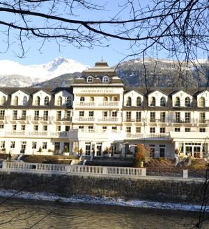 AUT Grandhotel Lienz Exterior9610