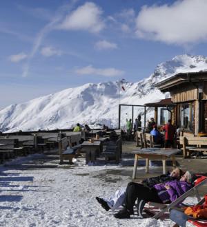 Lienz Almhut Winter 9753
