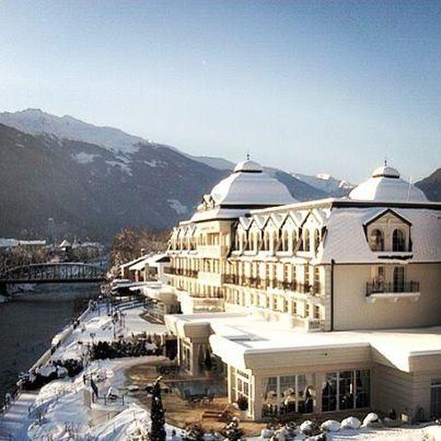 Winterpracht Grandhotel Lienz