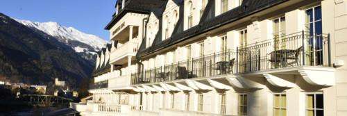 Headerbild Grandhotel Lienz Exterior view 9628