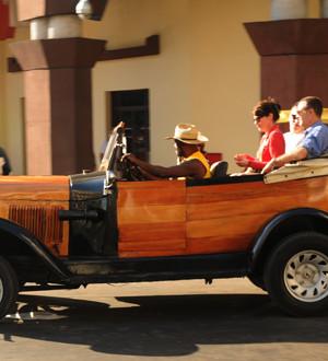 Kuba: Oldtimer Car 6182