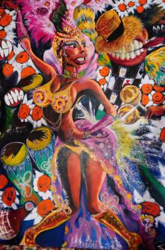 Kuba: Explosion der Farben und Gefühle. Explosion of colourfull emotions.