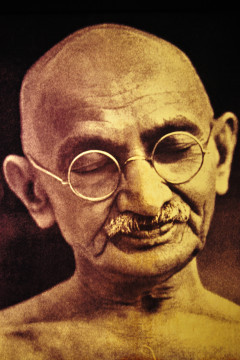 Indien: Ghandi Museum in Ahmedabad; Gujarat, Indien | Ghandi Museum at Ahmedabad-City in Gujarat, India