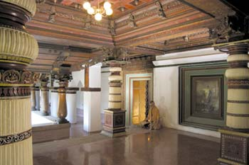 Indien: Kalari Kovilakom Ayurveda Palast Kerala
