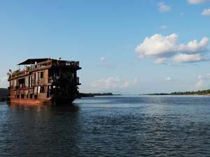 Schiffsreise Laos: Mekong Island Boat 4304