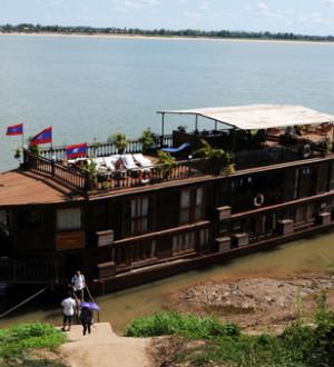 Schiffsreise Laos: Mekong Island Cruise 4455