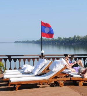 Schiffsreise Laos: _Mekong Sun Deck 4432