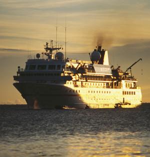 Amazonas: MS Bremen