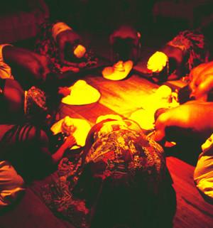 Brasilien: Candomblé Ritual, Salvador de Bahia | Candomblé spiritual ritual