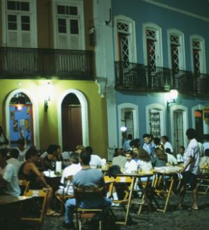 Brasilien: Nachtleben, Bars, Pelourinho