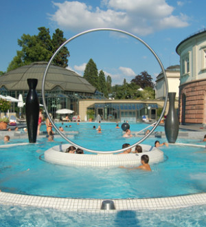 Germany: Casiopeia-Therme Badenweiler
