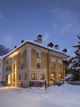 Hotel Chesa Salis in Bever