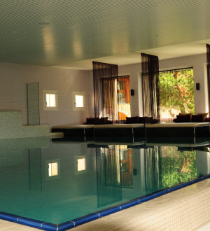 Giardino Mountain iindoor pool.
