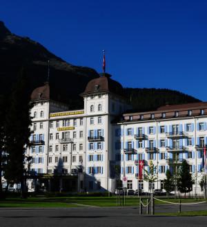 Kempinski des Baigns Hotel in St. Moritz